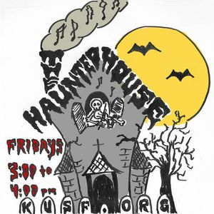 """The Haunted House @ KUSF - Show 41 - """"Chewing Puzzles"""" - January 30 2015"""