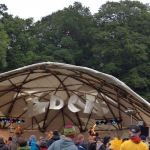 Preacherman @ Eden Festival (June 2012)