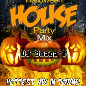 Halloween House Party Mix 10/22/17
