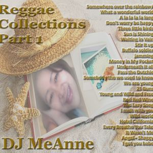 DJ MeAnne - Reggae Collections Part 1