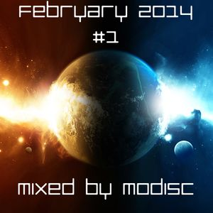 February #1 - Mixed by Modisc