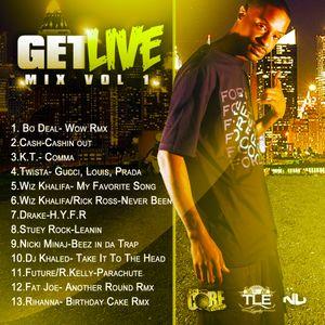 Get Live Mix Vol. 1