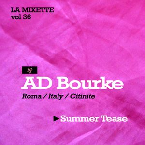 LAMIXETTE#36 AD Bourke