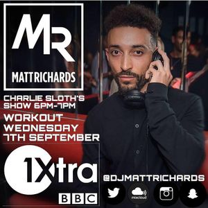 BBC RADIO 1XTRA #WORKOUTWEDNESDAY MIX @DJMATTRICHARDS