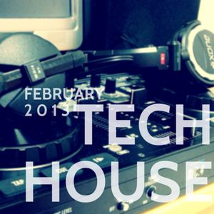 February 2013 Tech House Mix