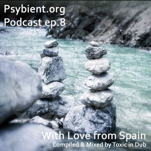 psybient.org podcast episode 08 - With Love from Spain mixed by Toxic In Dub