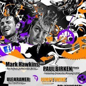 Ulf Kramer @Beatconnection Kassel 27.10.12