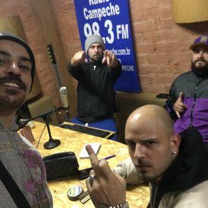 #94 - BARRACO  RAP - Só os pedido brabo no instagram - Só o veneno + Kubico RAP + FLowcabulário 20/7