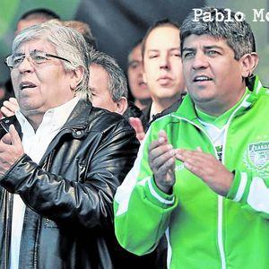 Pablo Moyano en Cinco a Cero