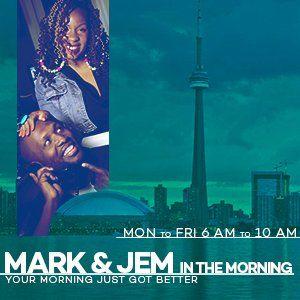 Beenie Man    Mark & Jem in in the Morning - Monday January 25 2016