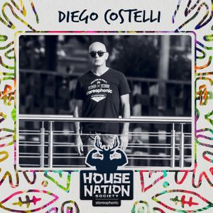 House Nation Society Special Guest Diego Costelli
