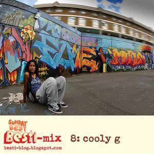 Bestimix 8: Cooly G