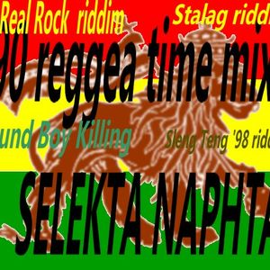 90 reggea time mix  selekta naphta