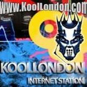 DJ SQUAREWAVE KOOL LONDON RADIO SHOW 17/11/11