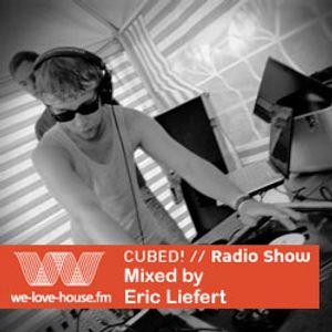 CUBED! #73 - Eric Liefert
