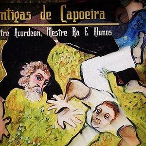 Mestre Acordeon & Mestre Ra / Cantigas de Capoeira / CD completo.