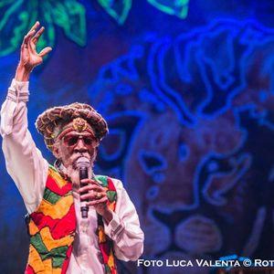 Bunny Wailer Live  Rototom Sunsplash 2015