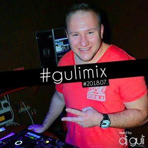 gulimix201807 mixed by dj guli