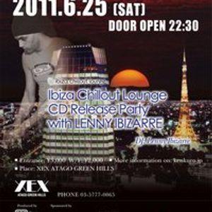 Dance Set in Xex Tokyo-25th June 2011