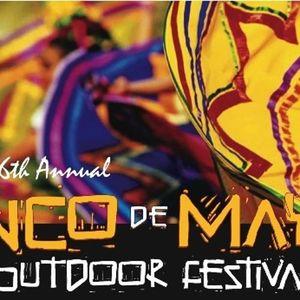 CINCO DE MAYO (Latin House) Live @ Salud (2012)