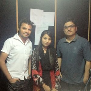 FAISAL & NAZISH PERVAIZ WITH DR EJAZ WARIS ON MAST FM 103 DATED 24TH JUNE 2012