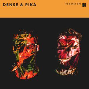 XLR8R Podcast 399 - Dense & Pika