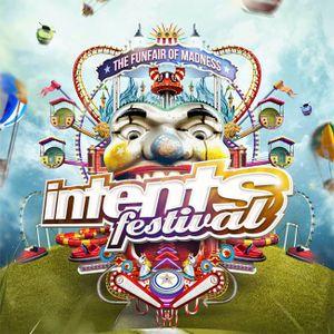 Partyraiser @  Intents Festival 2015