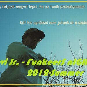 Levi Jr. - FunkeerS niGHT 2012-Summer
