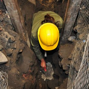 Investigación arqueológica en Tlatelolco 9