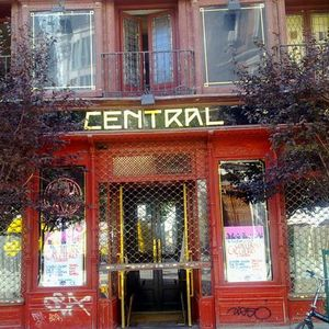 Tribute to Cafe Central