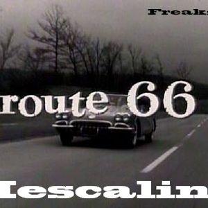 Freakshow - Mescaline ( Road from Arizona to Nevada, 1984 )