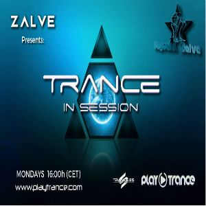 TRANCE IN SESSION. Ep 32. (Mixed by Miguel A. Zalve).