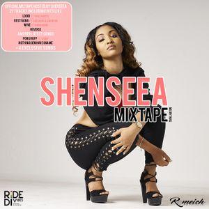 Thias Ridedivibes - Shenseea Official Mixtape (Dancehall 2017)