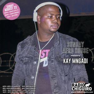 Sunday Afro House #048 - Kay Mngadi
