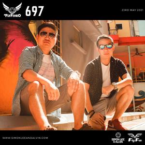 Simon Lee & Alvin - Fly Fm #FlyFiveO 697 (23.05.21)