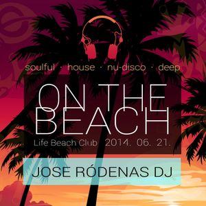 On The Beach 2014-06-21