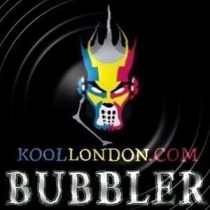 DJ BUBBLER ON KOOLLONDON.COM (UPFRONT JUNGLE D&B SHOW) 23-07-2015