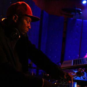 DJ Skeme Richards live mix at Tokyo Soul Drive vol.12