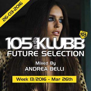 FUTURE SELECTION WEEK 13-2016