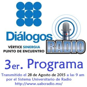Diálogos, 3er. Programa de Radio