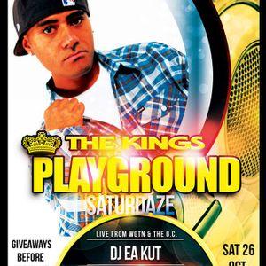 KINGS PLAYGROUND @ KINGFISHER BAR, GISBORNE SAT 26TH OCT 2013