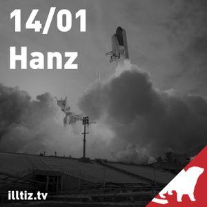 Hanz @ illtizTV 30.01.14