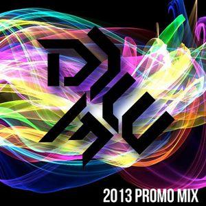 DJ3W 2013 Promo Mix