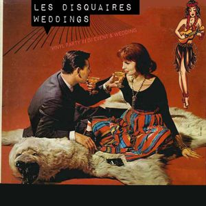 Playlist Les Disquaires Chill Tiki Jungle Exotica Easy Listening