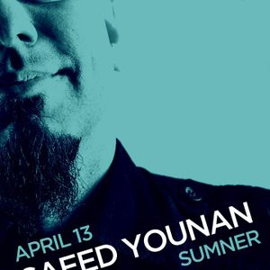 Saeed Younan Live at U St. Music Hall, D.C - April 2013