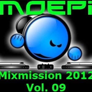 Mixmission 2012 (Vol. 09)