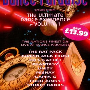 Dance Paradise The Ultimate Dance Experience DJ Stuart Banks