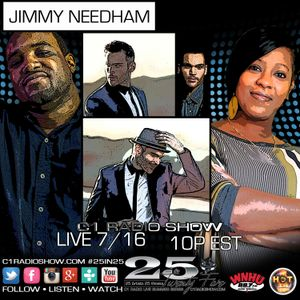 C1 Radio Show #25in25 Week 9 - Jimmy Needham