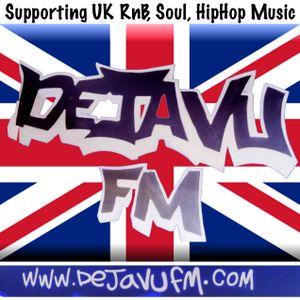 DJ Halo Dejavu Fm Show 2 with Special Guest Byron Gold