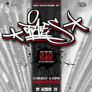 DJ Philly & 210Presents TracksideBurners Radio Show 201 #DUSTYCRATES